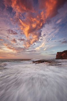 Bangalley Headland - Pink Delights by Tim Donnelly, via 500px