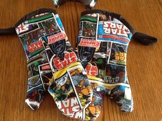 """Even Jedi's need oven mitts. 