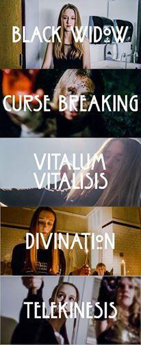Zoe Benson - American Horror Story: Coven
