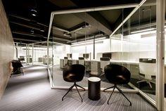 Astor Hellas offices by MALVI. Greece