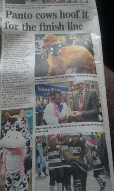 Article in Gravesend Messenger