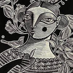 Discover of our favourite south american linocut artists producing linocut prints and artwork of the highest calibre. Ex Libris, Linocut Artists, Joan Miro Paintings, Altered Canvas, Protest Art, Linoprint, Wood Engraving, Fabric Painting, Artwork Prints