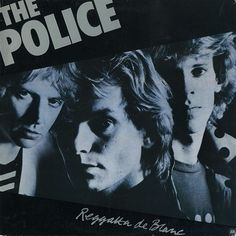 THE POLICE Reggatta De Blanc Vinyl Record LP A&M AMLH 64792 1979 Original Press