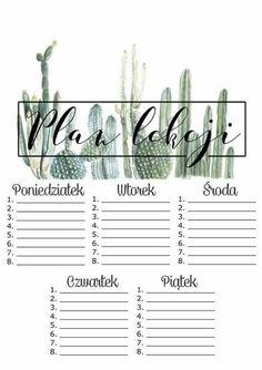 Best Indoor Garden Ideas for 2020 - Modern Blog Planner, Planner Pages, Weekly Planner, Printable Planner, Weekly Agenda, Organization Bullet Journal, School Organization, Bullet Journal October, Bujo