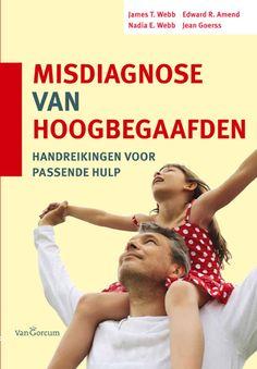 Interessante en uitgebreide bespreking van dit boek over de overeenkomsten/verschillen tussen ADD/ADHD/ASS en hoogbegaafdheid en de misdiagnoses die hieruit soms voortkomen.