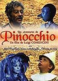 Le avventure di Pinocchio è uno sceneggiato televisivo in cinque puntate, tratto dall'omonimo romanzo di Carlo Collodi, diretto dal regista Luigi Comencini e trasmesso per la prima volta dalla RAI nel 1972 con Nino Manfredi, Gina Lollobrigida