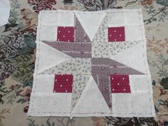 Quilt Block Patterns, Pattern Blocks, Quilt Blocks, Log Cabin Designs, Easter Garden, Patchwork Cushion, Foundation Piecing, Quilted Table Runners, Barn Quilts