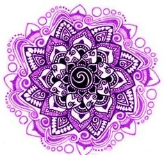 Purple Purple Purple...this would be an awesome tattoo