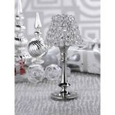 Found it at Wayfair - Winter's Frost Lamp Design Crystal Shade