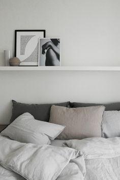 Beautiful linen and tones | Elisabeth Heier