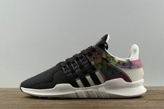 separation shoes 3cccd 19d0d Adidas EQT Support Adv Pride Pack Black White Cm7800 casual shoes  ventilated Shoe Rose Gold Adidas