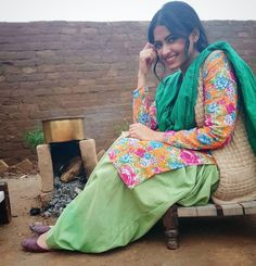 Image may contain: 1 person Punjabi Girls, Punjabi Suits, Punjabi Couple, Pakistani Girl, Salwar Suits, Rajasthani Dress, Punjabi Models, Punjabi Actress, Girls Phone Numbers