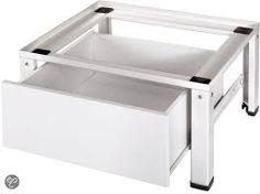 Afbeeldingsresultaat voor wasmachine kast in keuken