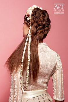 Die 164 Besten Bilder Von Dirndl Frisuren Braid Chokers Und Clothing