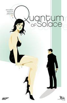 Cool 007 Poster