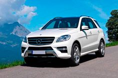 Nuevo Clase M de Mercedes disponible ya en nuestra flota de alquiler Premium