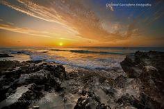 Sunrise at Cancun by CristobalGarciaferroRubio. Please Like http://fb.me/go4photos and Follow @go4fotos Thank You. :-)