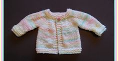 Both the DK (8ply) and the Aran weight (10ply) versions of this little baby jacketcontinue to bereally popular - so I thought I would a...