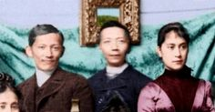 (L-R) Jose Rizal, Felix Resurrecion Hidalgo and Nellie Bousted, whom Rizal would have married had she not insisted that he renounce his Catholic faith and become a Protestant. Madrid To Barcelona, Parts Of A Circle, University Of Santo Tomas, Communication Development, Jose Rizal, Noli Me Tangere, Tragic Love Stories, Filipino Culture, Filipiniana
