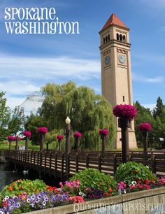 Travel NW – Frugal, family fun in Spokane, Washington   Copyright © QueenBeeCoupons