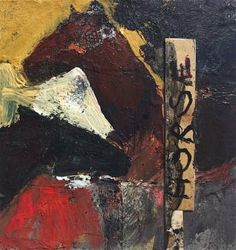 "Saatchi Art Artist laure heinz; Painting, ""Horse Study"" #art Selling Art Online, Original Artwork, Saatchi Art, Collage, Study, Horses, Sculpture, Drawings, Paper"
