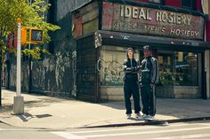 PUMA rekindles its partnership with New York-based lifestyle concept ALIFE as the two team up to launch a brand new collaboration for Spring/Summer 2015. This season's drop stays true to PUMA's storie...