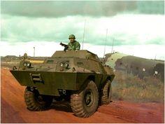 Cadillac Gage V-100 Commando