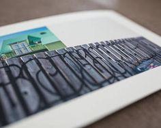 Kunstdruck -remember iceland- hidden green