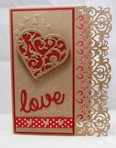 Fancy Edge'ables Dies - #Dies #Cardmaking #Crafting #Hobbies #Arts #Hochanda…