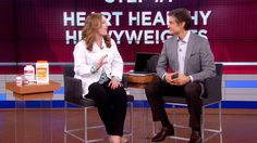 Dr. Oz's 3-Step Plan to Better Heart Health: Improve your heart health this month with help from Dr. Oz and Walgreens pharmacist Stacia Woodcock. All you need are a few easy,...