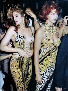 Mode inspiration le style Versace dans les années 1990 44