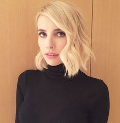 Emma Roberts Blonde Hair Color Formula with Organic Way (Oway) Hcolor. You'll need 90.11  + 0.0 Bleach Booster from their 90.0 (High Lift Series) and...
