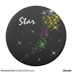 Christmas Star Eraser