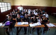 Escolares y docentes a por el idioma mandarín en Sudáfrica.- El Muni.