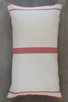Woven by Mungo at our mill in Plettenberg Bay, South Africa. No-cost for deliveries in South Africa. South African Design, Bed Pillows, Cushions, Swedish Weaving, Cushion Covers, Cotton Linen, Home Accessories, Embroidery, Gift Tree