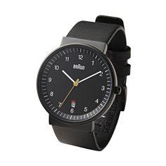BRAUN Watch BNH0032 Black