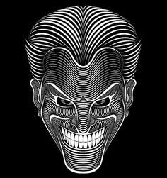 Joker by Patrick Seymour  #Joker #Batman #Comics