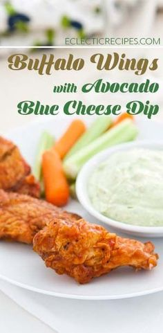 20 Smoked Chicken Wings Recipes To Try At Home - Smoked wings with Blue Cheese Dip #smoked #wings #brobbq #chickenrecipes