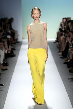 Spring 2012 love the color combo to bad im preggo or i would so have some yellow pants