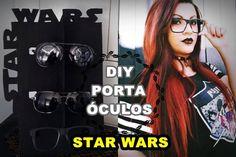 DIY: PORTA ÓCULOS INSPIRADO EM STAR WARS |
