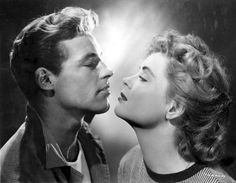 Guy Madison & Dorothy Maguire. Publicity still for Till The End Of Time (1946)