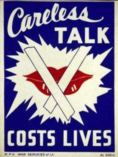 World War Two Posters (terrifyingly accurate)