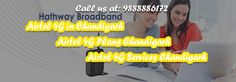 Listed here details of Airtel Broadband Plans Chandigarh and get free wifi. Offering new tariffs and unlimited speed of Airtel Broadband Plans Chandigarh.