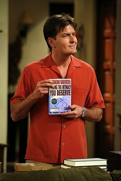 Charlie Sheen in Two and a Half Men (2003)