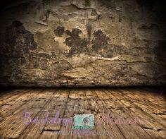 Wooden Floor & Rocky Wall  #backdrop #backdrops #dropz #backdropsaustralia #scenicbackdrop #dropzbackdrops #scenicbackground #studiobackdrop #photographybackdrop #photobackdrop