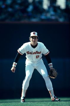 Cal Ripken Jr who started out in 1982 at third base but was moved over to shortstop to take advantage of his range and smooth throwing delivery