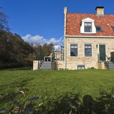 Terschelling holiday home- Villa Rosa 6-8 persons