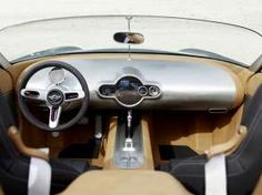 Milan-based coachbuilder Carrozzeria Touring has teamed up with Mini's design team to build an electric-powered concept roadster. The so-called Mini Touring Superleggera Vision Mini Superleggera, Bmw, Design Transport, Convertible, Automobile, Car Ui, Car Interior Design, Auto Design, Roadster