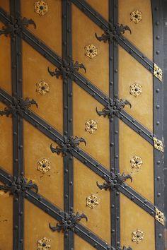 Embellished door