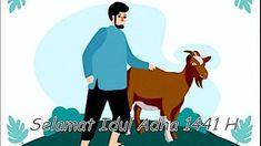 Kumpulan Animasi Ucapan Idul Adha 2020 dan Kata-kata Bijak Bisa Dibagikan di Media Sosial